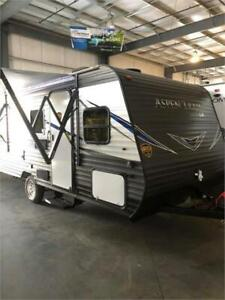 2019 ASPEN TRAIL 1700BH NOW ONLY 17,990 WESTERN RV KYLE CALL NOW