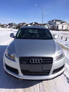 2008 Audi Q7 SUV in MINT Condition and Low kms