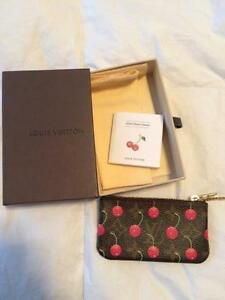 Louis Vuitton Limited Edition Cherry Cles
