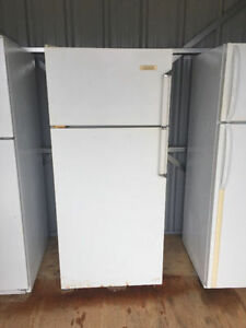 Available 2 older working Refrigerators! CHEAP (FREE DROP OFF!)