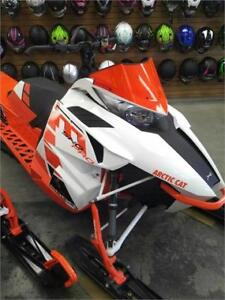 """Brand New 2017 M8 153"""" Sno Pro with 2 Yr Factory Warranty"""