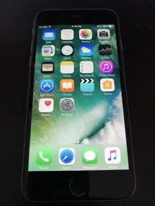 IPhone 6 16GB Slate Black - Rogers Fido
