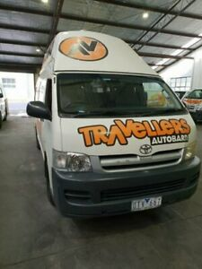 Ex-rental Hi5 4-5 person Camper Airport West Moonee Valley Preview