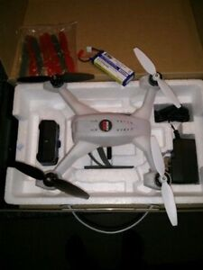 Blade 200QX 3D capable drone quadcopter Mint Condition BNF