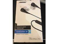 bose quietcomfort 20 earphones