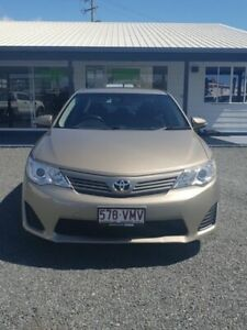 2015 Toyota Camry ASV50R Altise Magnetic Bronze 6 Speed Sports Automatic Sedan Mount Pleasant Mackay City Preview