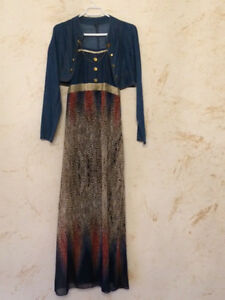 Beautiful Maxi Dress (selling for best offer)