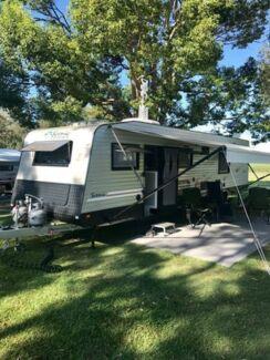 2016 Scenic Spaceland Caravan