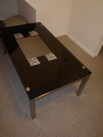 coffe table. shop price 250 in village furniture