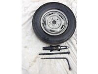 Ford transit wheel and tyre ( fiat scudo or peugeot expert )