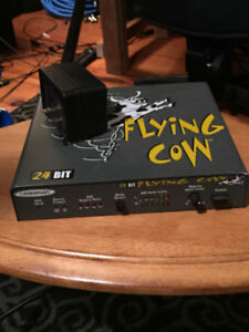M-Audio Flying Cow 24bit A/D D/A converter