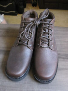Boots, Rockport Hydro-Shield, Leather, 9, & 13, BNIB