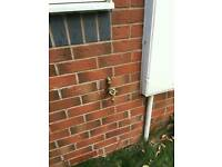 Outside taps and small plumbing repairs