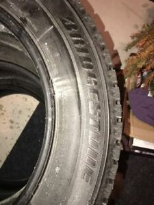 NEW Bridgestone BLIZZAK Winter Tires - SAVE $500!!! 225/60/R17