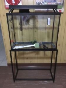Complete Aquarium System - Mint Condition!