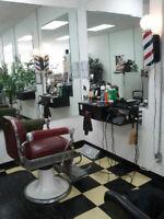 East End Barber Shop.., Seniors $8.00 & Men's Cuts $10