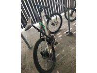 Scott mountain hardtail bike good condition and open to offers plz no time wasters