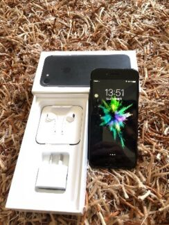 Iphone7 Black 128GB