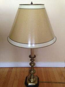 2 Table Lamps / Lampe de Table