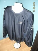 NEW Cutter and Buck Golf Mens Climaguard Pullover Size XL