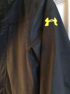 Under Armour Boys Winter Coat, size 12-14, new with tags Belleville Belleville Area image 2