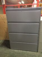 Global Filing Cabinets - $299 - 36'' Wide - 4 Drawer