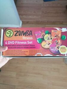 Zumba Weights Package