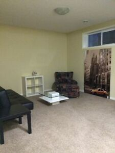 Basement Room and shared living space for rent
