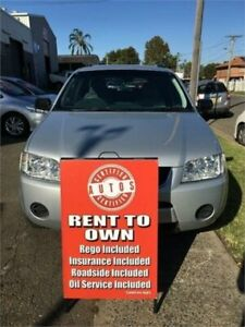 2008 Ford Territory SY TS (4x4) Silver 6 Speed Auto Seq Sportshift Wagon Liverpool Liverpool Area Preview