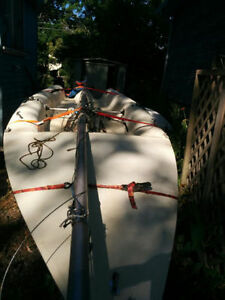 Mistral 4.7 in good condition with the TRAILER and many accessor