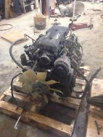 Running 4.8l Vortec Engine Chevy / GMC