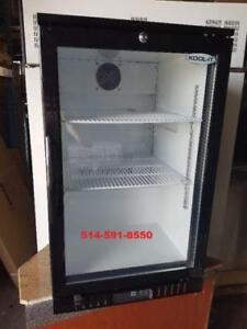 NEUF DANS LA BOITE FRIGO COMMERCIAL de COMPTOIR PORTE VITREE, Counter top Fridge, Refrigerator