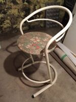 4 chairs $20