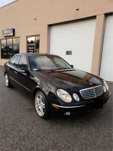 2004 Mercedes Benz E320 4matic! FULLY LOADED