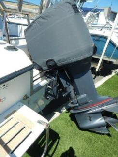 Yamaha Outboard Cover Vented.