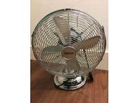 Igenix Table Fan