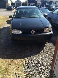 2003 Volkswagen Golf Familiale