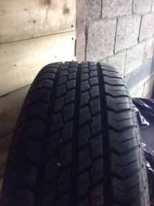 Michelin Tire Luxury Performance Touring 215/60/16 Used 80% tre