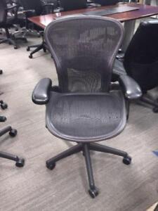 Herman Miller Aeron Chair - Size A