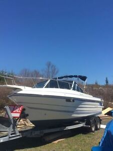 1992 21ft Thompson Fisherman 210 Inboard - EXCELLENT CONDITION!