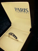 14kt ladies ring promise or engagment