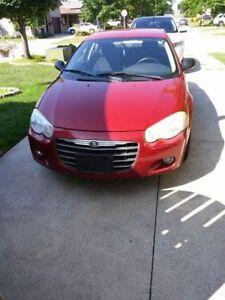 2006 Chrysler Sebring Sedan Touring Edition AS-IS Windsor Region Ontario image 5