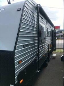2019 Crusader TREVILLE 19 Caravan Unanderra Wollongong Area Preview