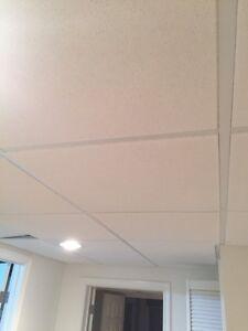 Ceiling Tiles-Brand New