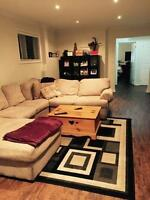 Bright Spacious 2 bd lower Inclusive