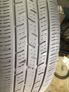 2 Continental summer tires 205-65-15