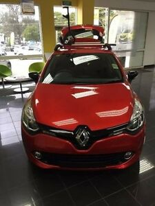2016 Renault Clio X98 Series IV Expression EDC Red 6 Speed Sports Automatic Dual Clutch Hatchback Croydon Maroondah Area Preview