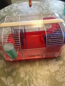 THREE PET CAGES OF QUALITY AND CLEAN