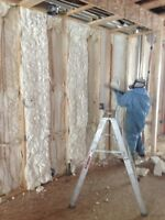 Spray Foam Best Quality-Price in town, Owners operated.
