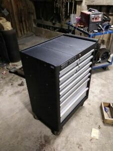 Need Gone 9 Drawer Gray Toolbox. Great Christmas Gift Belleville Belleville Area image 4